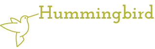Hummingbird Acupuncture Logo
