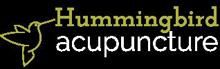 Hummingbird Acupuncture Logo